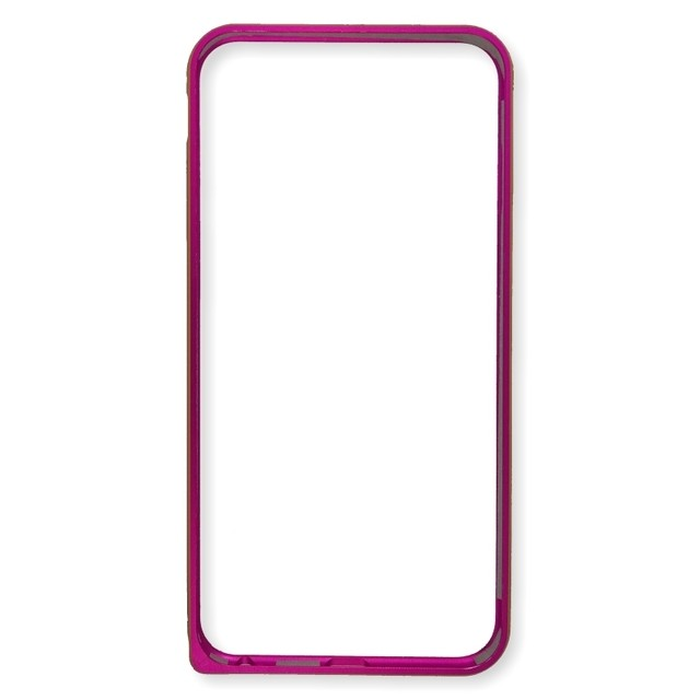 BUMPER ALUMINIO IPHONE 6 PLUS ROSA OSCURO
