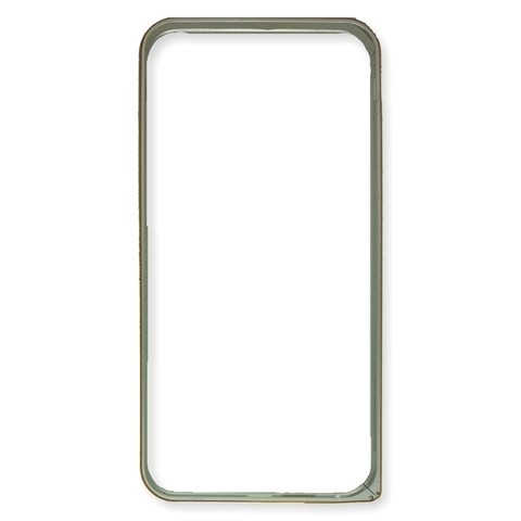 BUMPER ALUMINIO IPHONE 6 PLUS PLATA