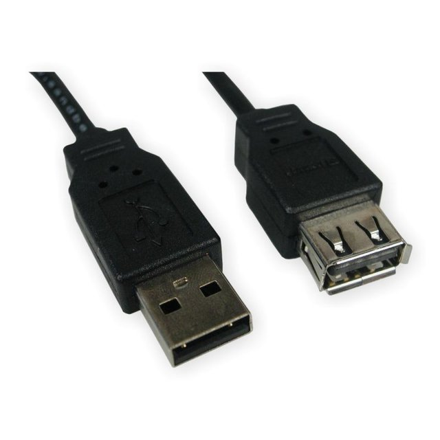 CABLE USB EXTENSION 3M