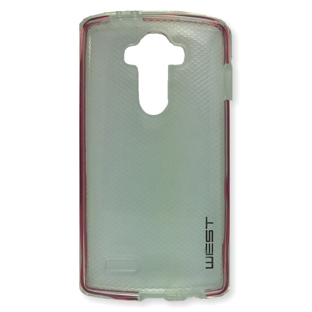 CRYSTAL CASE EVOLUTION MOTOROLA MOTO E2 ROJO