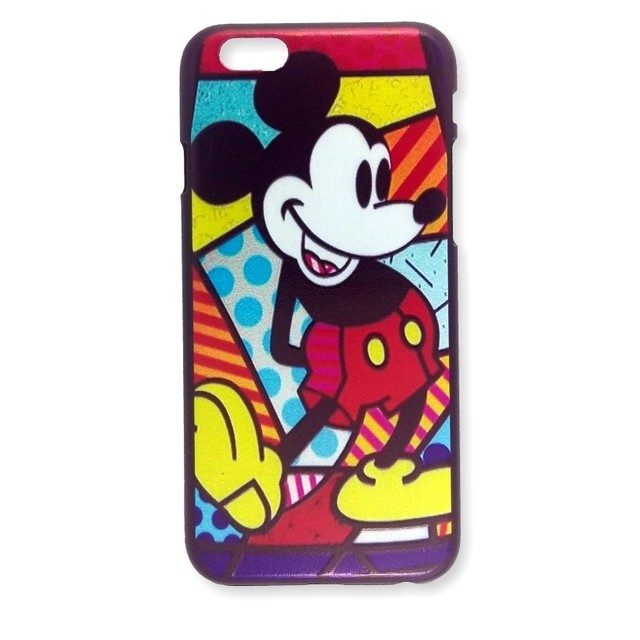 FUNDA PLASTICA DISEÑOS IPHONE 6