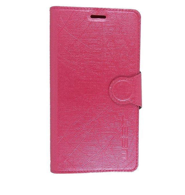 LEATHER CASE HUAWEI G8 ROSA