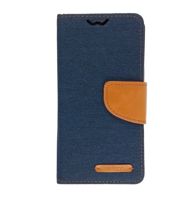 LEATHER DALLAS HUAWEI G620 AZUL