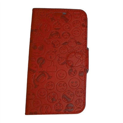 LEATHER EMOTIONS HUAWEI G620 ROJO
