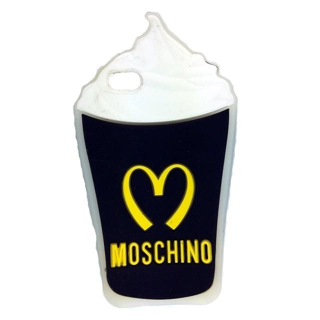 MOSCHINO VASO IPHONE 5