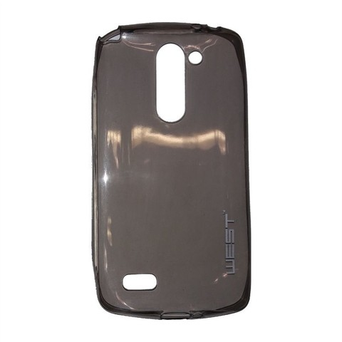 FUNDA TRANSPARENTE LG BELLO