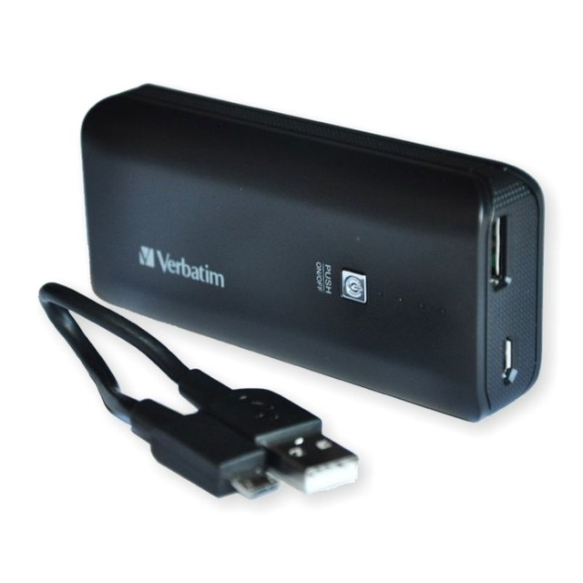 POWER BANK VERBATIM 2600mAh