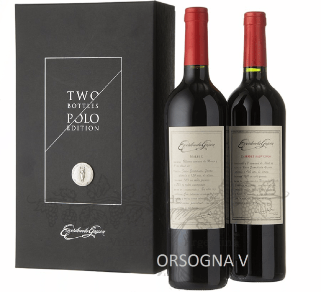 ESCORIHUELA GASCON MALBEC EN ESTUCHE POLO EDITION .2 BOTELLAS
