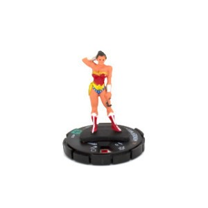 (#018) Wonder Woman - DC Brave and the Bold