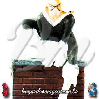 #026 Black Cat - bazardosmagos