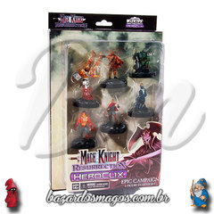 Mage Knight Resurrection starter set