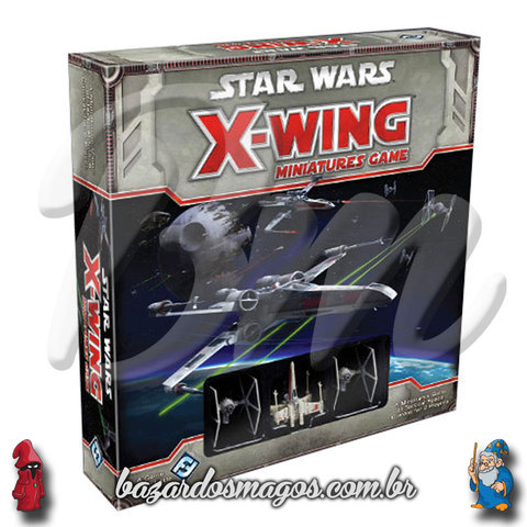 X-Wing Miniature Game Starter SET (INGLÊS/Importado)