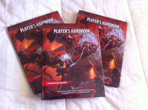 Player's Handbook D&D Next (5e)