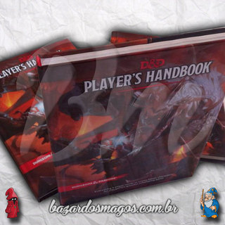 Player's Handbook D&D Next (5e) - bazardosmagos