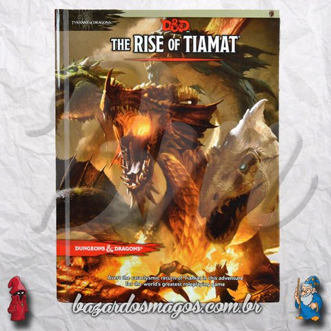 The Rise of Tiamat - comprar online