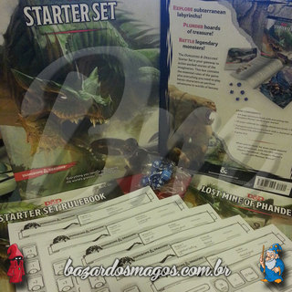 D&D Next (5e) – Starter Set na internet