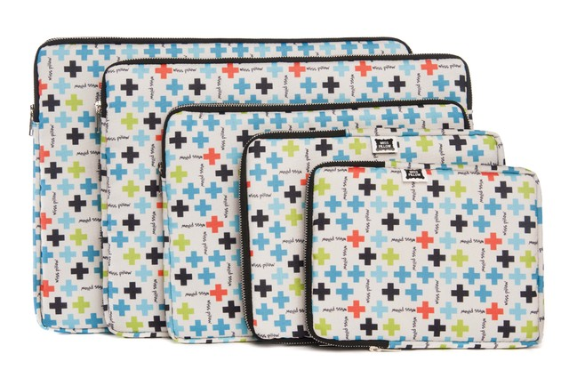 Funda Tablet - Con Cierre - Plus - Miss Pillow