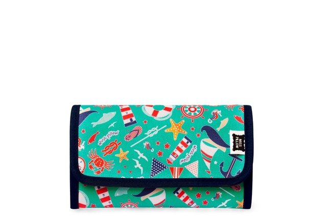 Billetera - Navy - Miss Pillow
