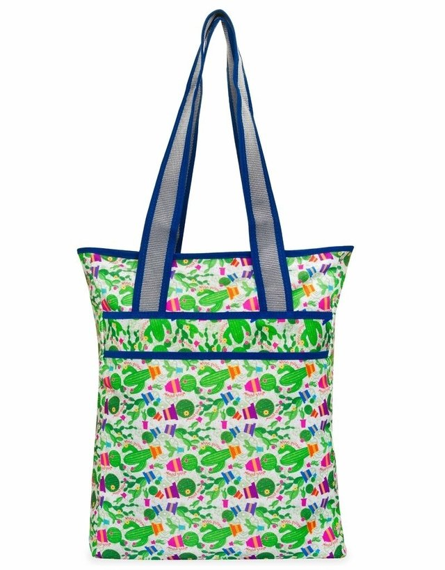 Bolso Oficio - Cactus Fan - Miss Pillow