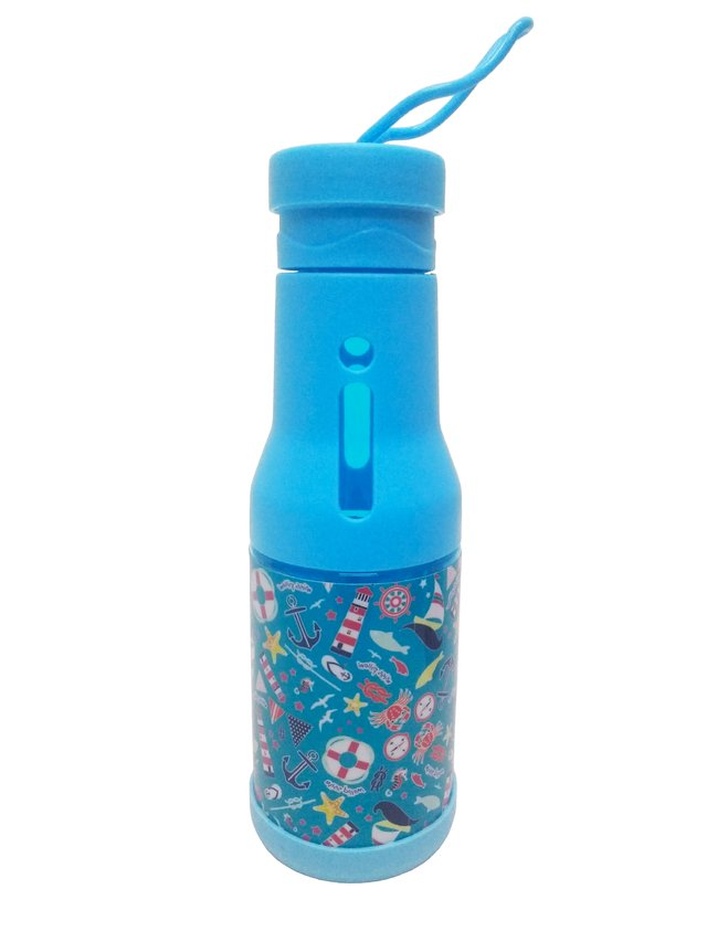 Botella de Agua - Navy - Miss Pillow - comprar online
