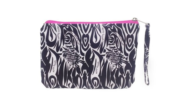 Cartuchera sobre - Zebra - Miss Pillow