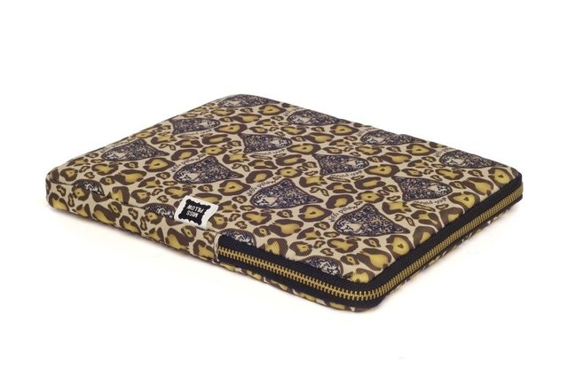 Funda Tablet - Con Cierre - Leopard Lover - Miss Pillow