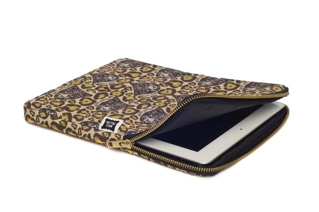 Funda Tablet - Con Cierre - Leopard Lover - Miss Pillow - comprar online