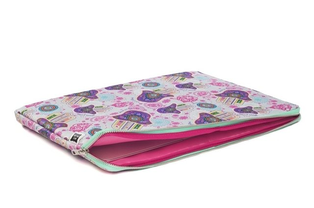 Funda Notebook - Suerte - Miss Pillow - comprar online