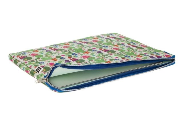 Funda Notebook - Cactus Fan - Miss Pillow