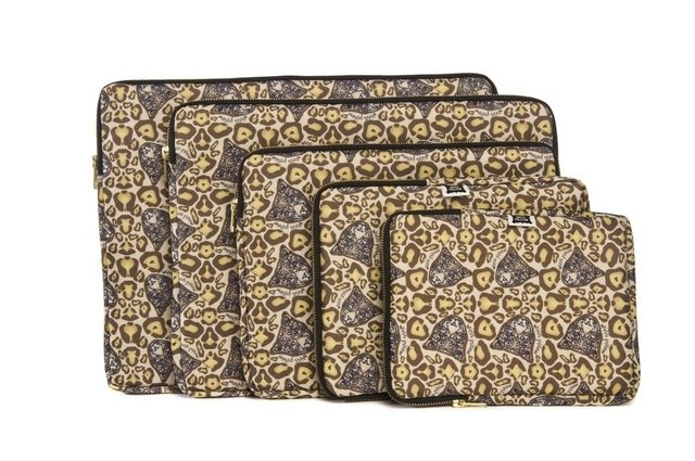 Funda Tablet - Con Cierre - Leopard Lover - Miss Pillow en internet