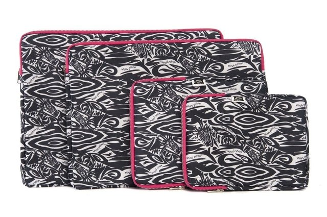 Funda Notebook - Zebra - Miss Pillow - Miss Pillow