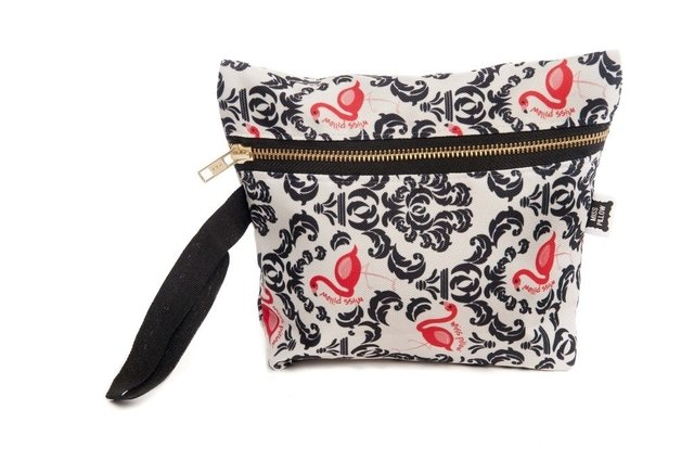 Pouch - Vintage Flamingo - Miss Pillow