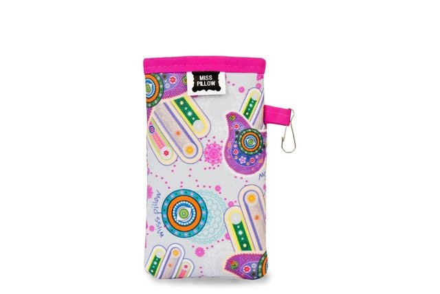 Funda Celular con ganchito - Suerte - Miss Pillow