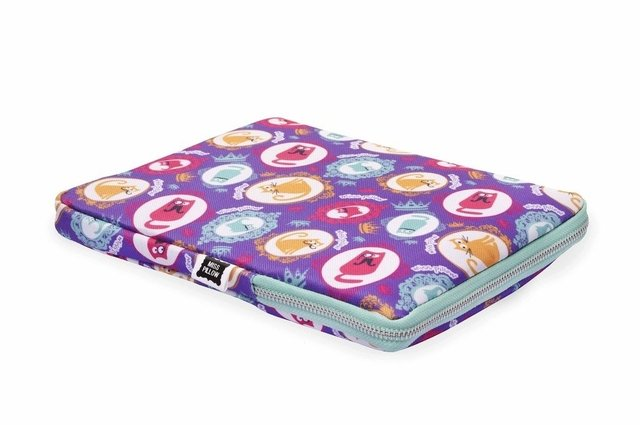 Funda Tablet - Con Cierre - Gatitos - Miss Pillow