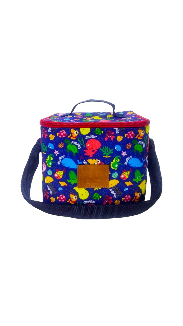 Lunchera con tira - Mar - Miss Pillow - comprar online