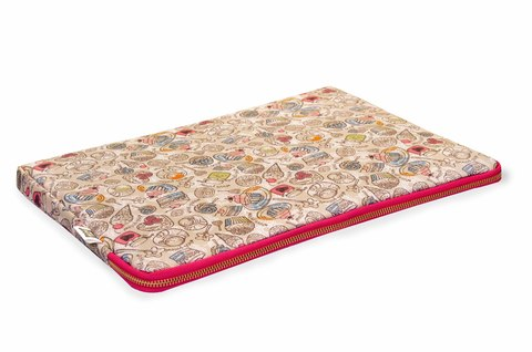 Funda Notebook - Dulces