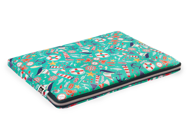 Funda Notebook - Navy