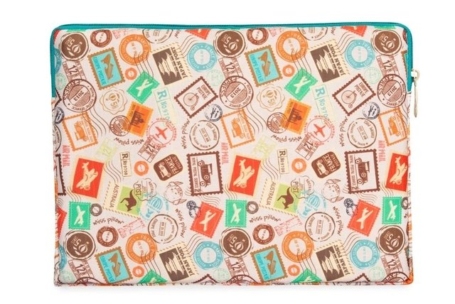 Funda Notebook - Estampillas - Miss Pillow