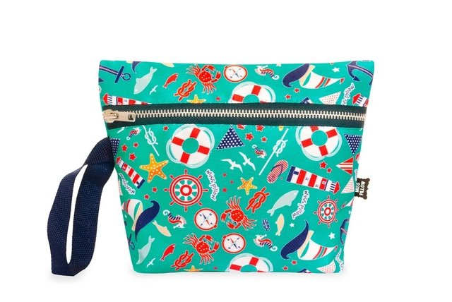 Pouch - Navy - Miss Pillow
