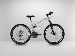 Bicicleta Aro 26 Full Suspension Elleven Raptor Freio a Disco na internet