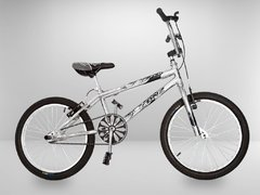 Bicicleta Cross BMX Light Preta Aro 20
