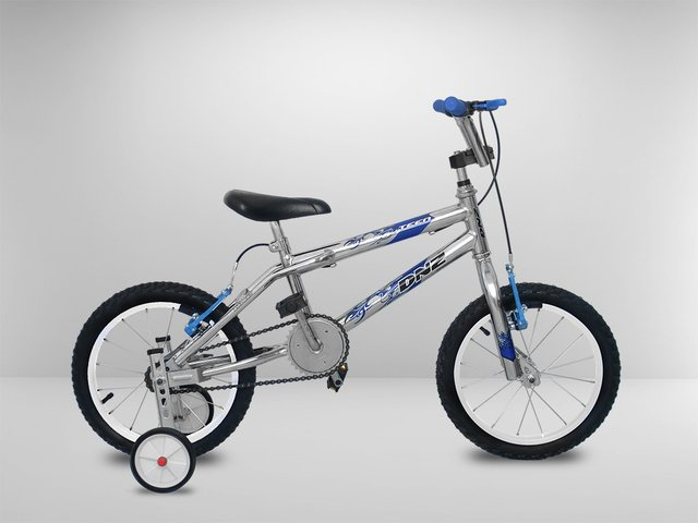 Bicicleta Light Azul Aro 16