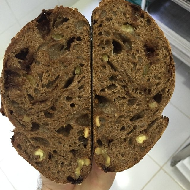 Sourdough de chocolate com laranja e castanha do pará - comprar online