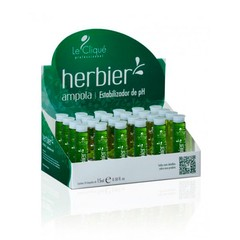 Herbier - Ampola Estabilizadora de pH - 15ml