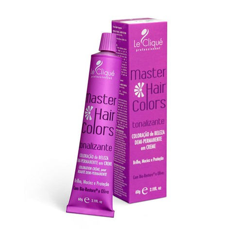 Master Hair Colors - Tonalizante 60g