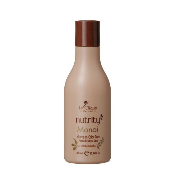 Nutrity Monoi Shampoo Color Care 300ml - comprar online