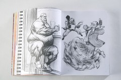 Comics Sketchbooks en internet