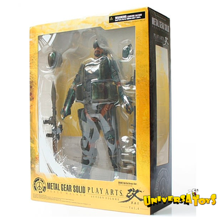 Metal Gear Solid: Snake Play Arts Kai
