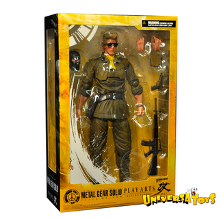 Metal Gear Solid: Kazuhira Miller Play Arts Kai