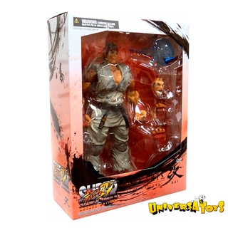 Street Fighter IV: Ryu Play Arts Kai